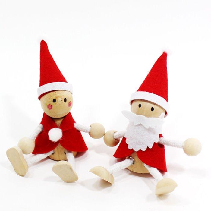 산타요정만들기