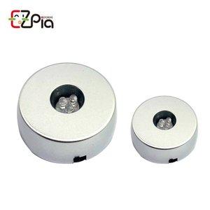 [아트공구] [툭툭이네00394]하바리움 LED병받침 원형