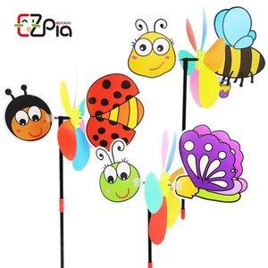 곤충바람개비 만들기(꿀벌,나비,무당벌레)
