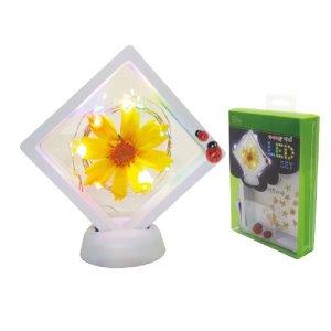 하바리움 액자 LED 선물세트 만들기