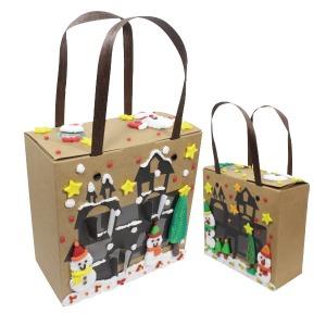 [오피시나] 크리스마스 가방 만들기