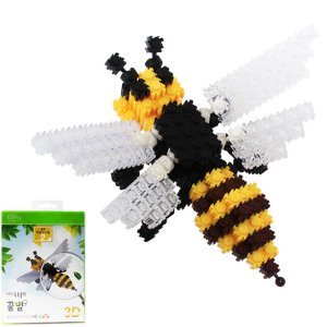 [이지 툭툭블럭] 꿀벌_숲속작은친구들2