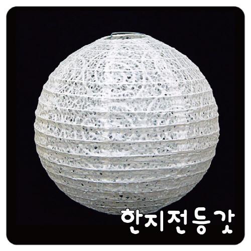 [아트공구] [툭툭이네00377]한지전등갓(리즈꽃)
