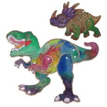 관절공룡 그리기
