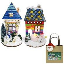 [이지피아몰] 겨울 하우스 선물세트